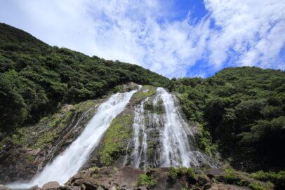 Gigantic waterfall
