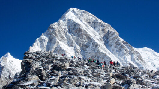 1971: Nepal Himalayas